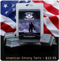 American Strong Wax Tarts