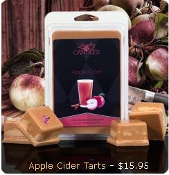 Apple Cider Wax Tarts