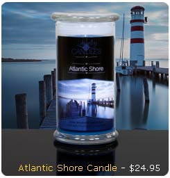 Atlantic Shore Candle
