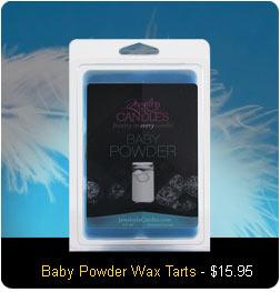 Baby Powder Wax Tarts