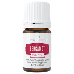 Young Living Bergamot Vitality Essential Oil