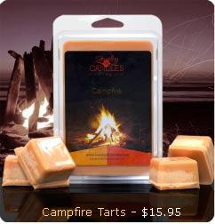 Campfire Wax Tarts