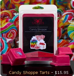 Candy Shoppe Wax Tarts