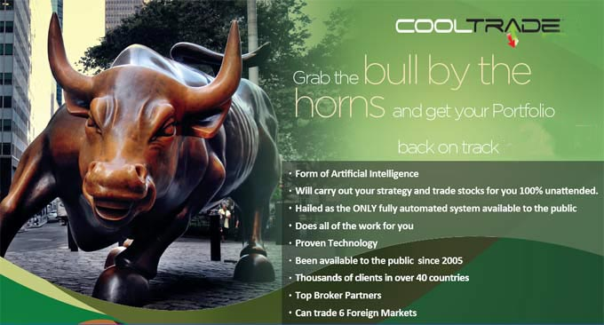 CoolTrade Stock Trading Software