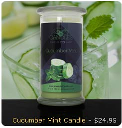 Cucumber Mint Candle