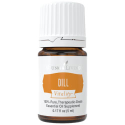 Young Living Dill Vitality Essential Oil