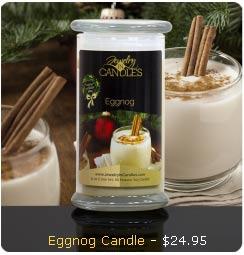 Eggnog Candle