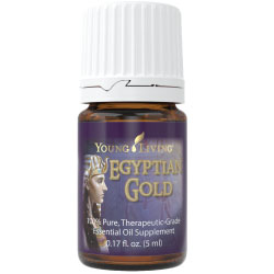 Young Living Egyptian Goldl Essential Oil