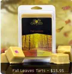 Fall Leaves Wax Tarts