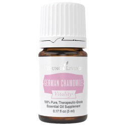 Young Living German Chamomile Vitality Essential Oil