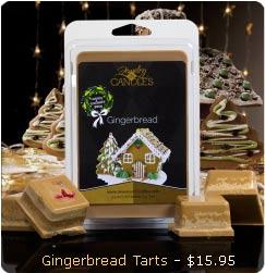 Gingerbread Wax Tart
