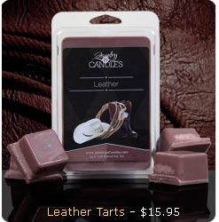 Leather Wax Tarts