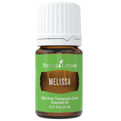 Young Living Melissa Essential Oil