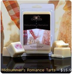 Midsummer's Romance Wax Tarts