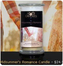 Midsummer's Romance Candle