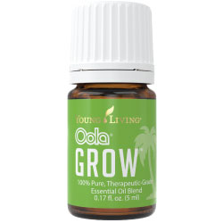 Young Living Oola Grow Essential Oil