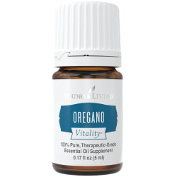 Young Living Oregano Vitality Essential Oil