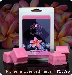 Plumeria Scented Wax Tarts