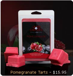 Pomegranate Wax Tarts