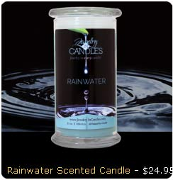 Rainwater Scented Candle