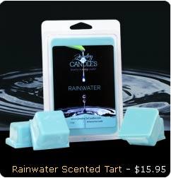 Rainwater Scented Wax Tart