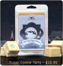 Sugar Cookie Waxtart
