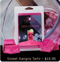 Sweet Sangria Wax Tarts