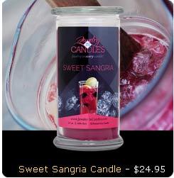 Sweet Sangria Candle