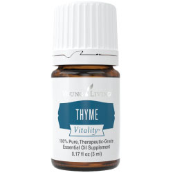 Young Living Thyme Vitality Essential Oil
