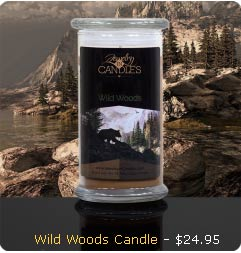 Wild Woods Candle