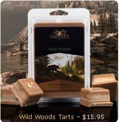 Wild Woods Wax Tart